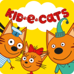 Kid-E-Cats: Three Cats on a Picnic! Kitty Games! MOD APK 2.2.0