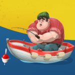 Larry: Fishing Quest – Idle Fishing Game MOD APK 1.03