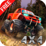 Monster Truck Offroad Rally Racing MOD APK 1.03