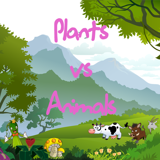 Plants vs Animals MOD APK Varies with device