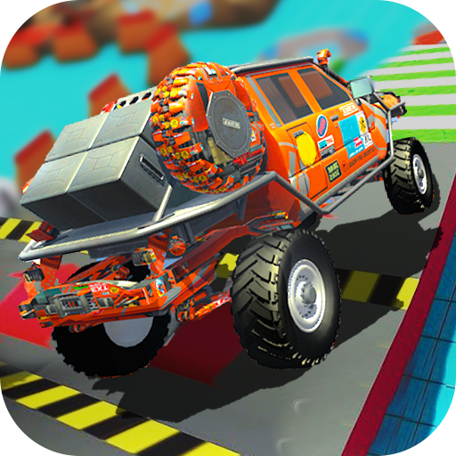 Project 4×4 Offroad: Offroad Xtreme Rally Project MOD APK Varies with device
