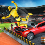 Ragdoll Car Crash MOD APK 0.9.25