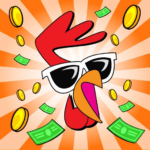 Rooster Booster MOD APK 0.9.9.9.1