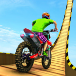 Trial Bike Racing Stunts : New Stunt Bike Games MOD APK 3.5
