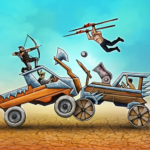 War Cars: Epic Blaze Zone MOD APK 1.1.36