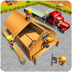 Wood House Construction Simulator 2018 MOD APK 1.0.7