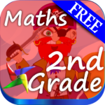 2nd Grade Math Learning Games MOD APK 3.5