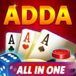 Adda : Rummy , Callbreak ,Solitaire & 29 Card Game MOD APK 8.52