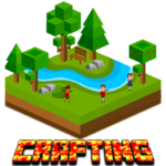 Adventure Craft: Crafting & Building MOD APK 1.4.9