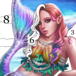 Art Coloring – Coloring Book & Color By Number MOD APK 2.0.0