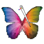 Cross Stitch Gold: Color by number, Sewing pattern MOD APK 1.2.1.6