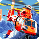 Helicopter Hill Rescue MOD APK 2.1