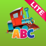 Learn Letter Names and Sounds with ABC Trains MOD APK 1.10