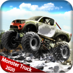 Mega Truck Race – Monster Truck Racing Game MOD APK 1.0