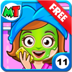 My Town : Beauty Spa Salon Free MOD APK 1.00