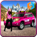 New York Taxi Duty Driver: Pink Taxi Games 2018 MOD APK 5.0
