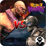 Robots vs Monsters : Extreme Fantasy Fights Arena MOD APK 2.0.1