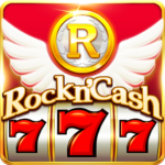 Rock N' Cash Casino Slots -Free Vegas Slot Games MOD APK 1.35.5