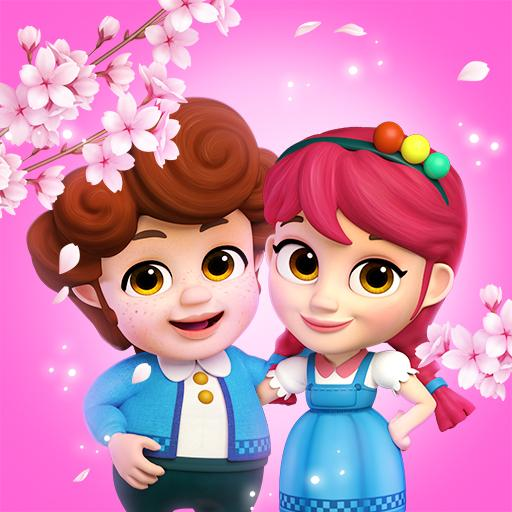 Sweet Road: Cookie Rescue Free Match 3 Puzzle Game MOD APK 6.7.5