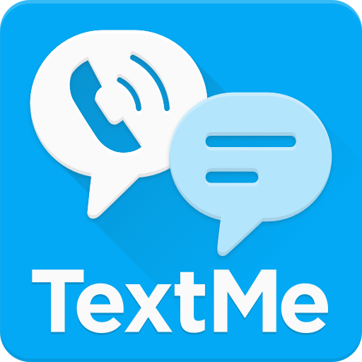 Text Me: Text Free, Call Free, Second Phone Number 3.21.9 Software For PC Download