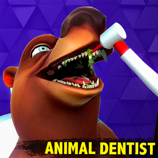 Dentist Animal Bling Doctor: Hospital Game 2020 MOD APK