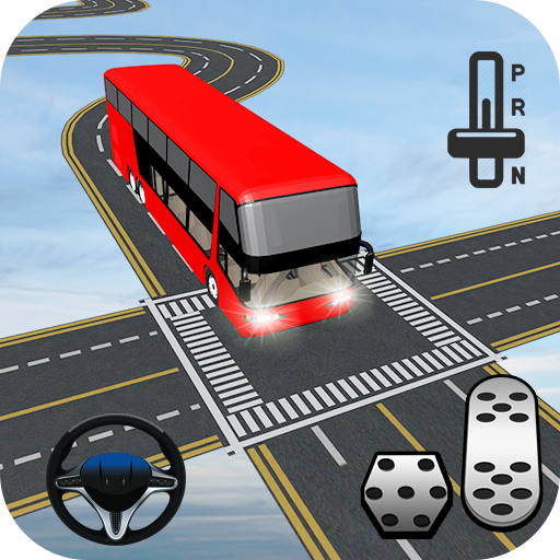 Impossible Bus Stunt Driving Game: Bus Stunt 3D MOD APK