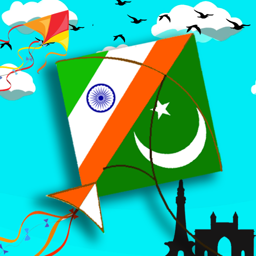 India Vs Pakistan Kite fly : Kite flying games MOD APK