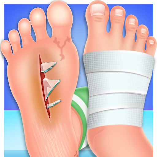 Nail & Foot doctor – Knee replacement surgery MOD APK