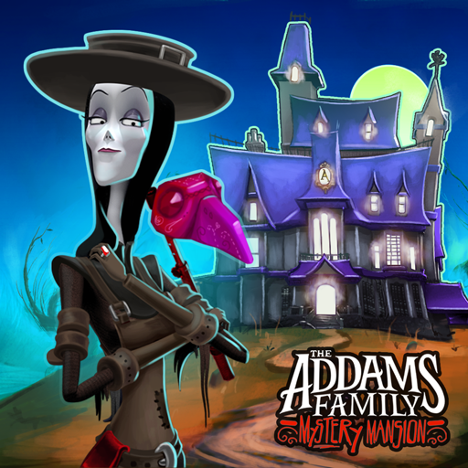 Addams Family: Mystery Mansion – The Horror House! 0.3.6 Software For PC Download