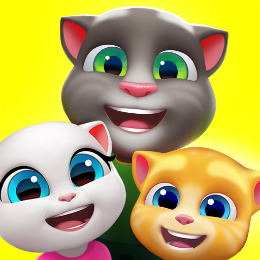 My Talking Tom Friends 1.4.1.3 Software For PC Download