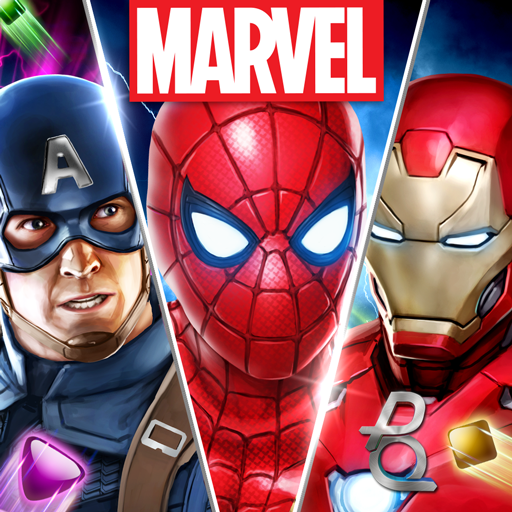 MARVEL Puzzle Quest: Join the Super Hero Battle! 205.532629 Software For PC Download