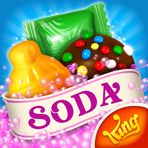 Candy Crush Soda Saga 1.193.2 Software For PC Download