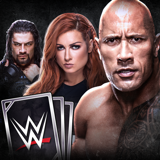 WWE SuperCard – Multiplayer Card Battle Game 4.5.0.5751859 Software For PC Download