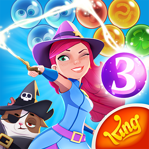 Bubble Witch 3 Saga 7.3.29 Software For PC Download