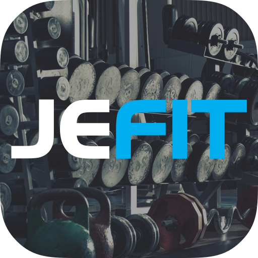JEFIT Workout Tracker, Weight Lifting, Gym Log App 10.56 Software For PC Download