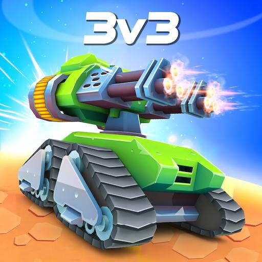 Tanks A Lot! – Realtime Multiplayer Battle Arena 2.83 Software For PC Download