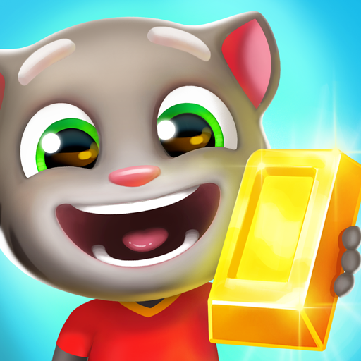 Talking Tom Gold Run 4.6.1.742 Software For PC Download