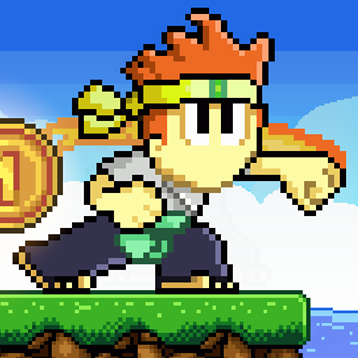 Dan the Man: Action Platformer 1.8.12 APK MOD