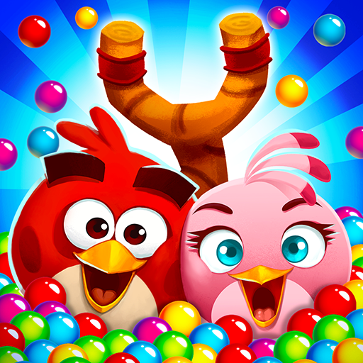 Angry Birds POP Bubble Shooter 3.89.1 Software For PC Download