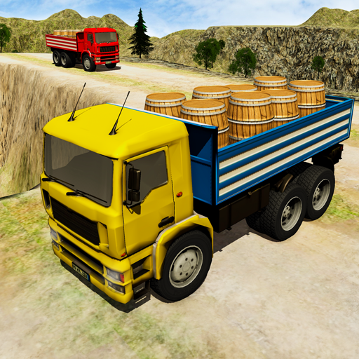 3D Euro Truck Driving Simulator – Real Cargo Game MOD APK