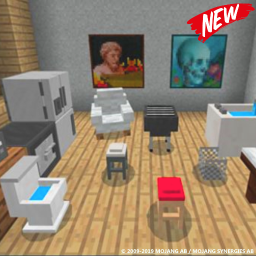 Addon Mine Furniture MOD APK