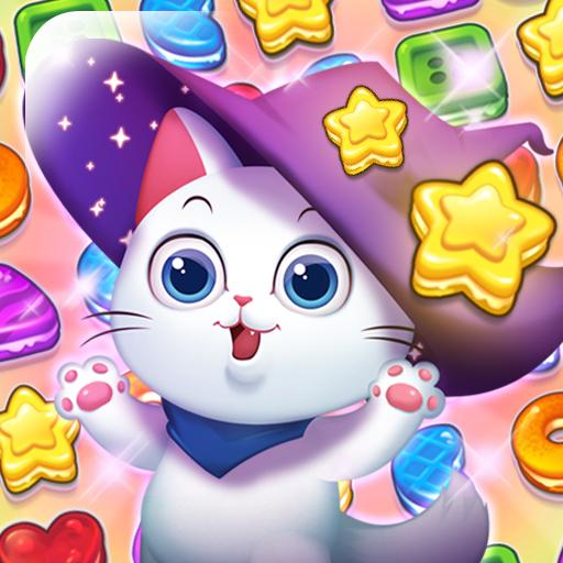 Best Cookie Maker: Fantasy Match 3 Puzzle MOD APK