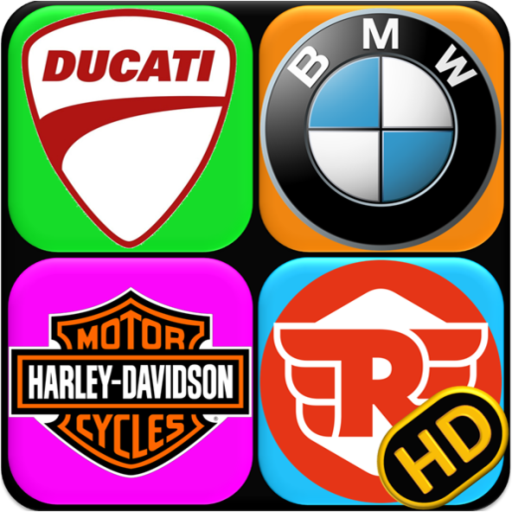 Best Motorcycle Brands Logo Quiz HD: Guess Symbols MOD APK
