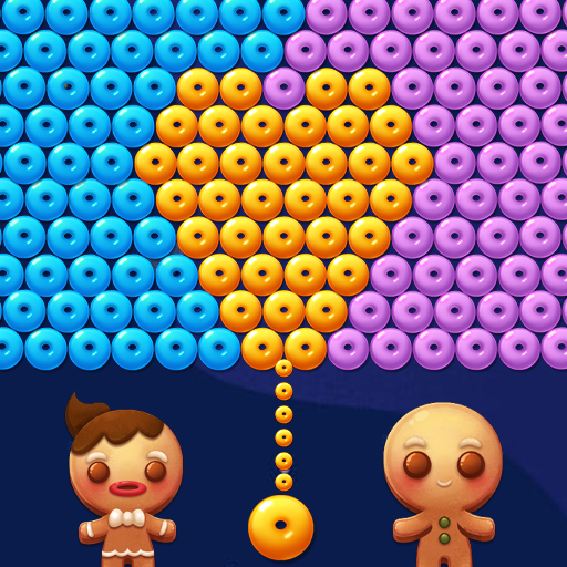 Bubble Shooter Cookie MOD APK