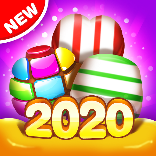 Candy House Fever – 2020 free match game MOD APK