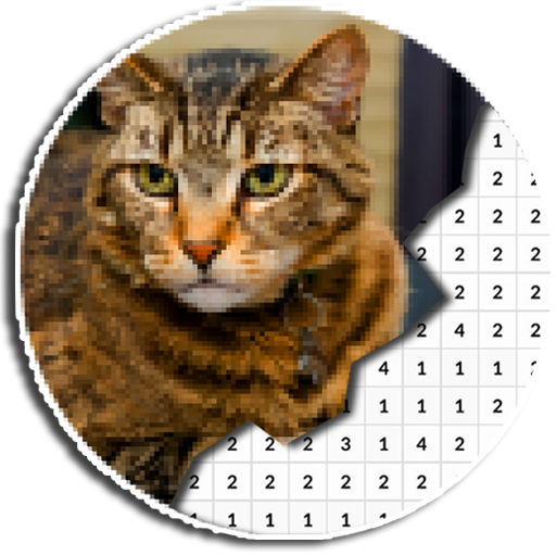 Cat Photography Coloring Book – Color By Number MOD APK