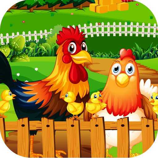 Chicken and Duck Poultry Farming Game MOD APK