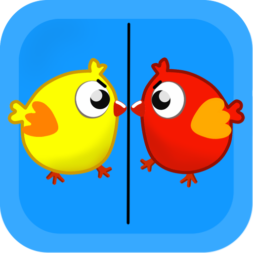 Chicken fight – two player game MOD APK