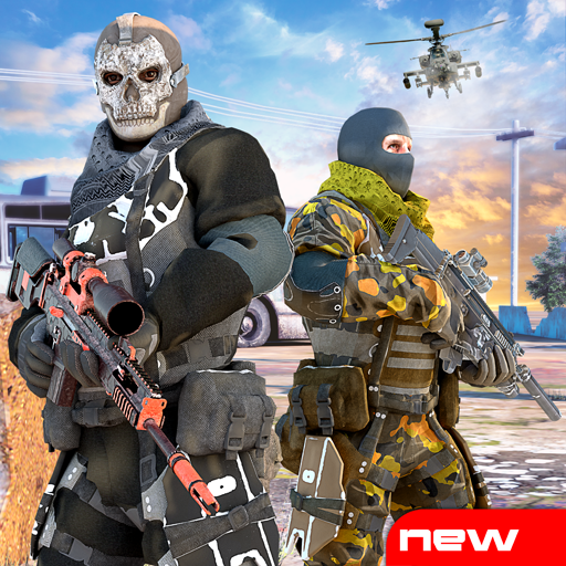 Cover Fire Cover Strike – Offline Shooting Games MOD APK