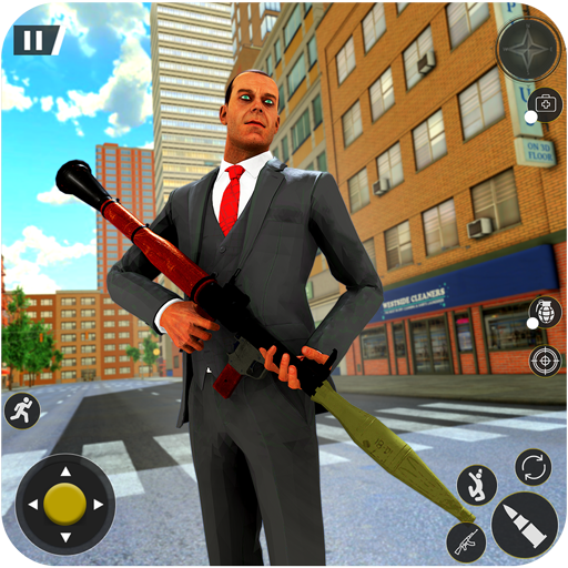Critical Action: Mafia Gun Strike Shooting Game MOD APK